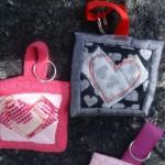 Schlüsselanhänger - so können Sie Ihr Herz verschenken